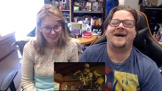 Bumblebee - Official Trailer - REACTION!