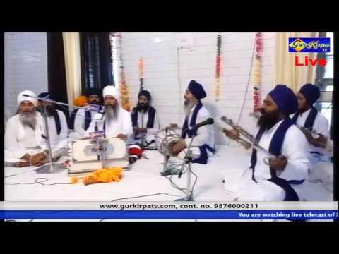Sant Baba Sukhbir Singh Ji Kandhola Wale GurdwaraSri Chashma  Sahib Village Salana  On 05July18