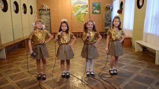 Квартет Коли співають діти Україно матуся моя