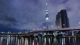 The World's Tallest Tower / Tokyo Skytree / Tōkyō Sukaitsurī / Japan