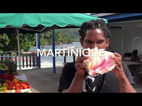 [EN] Visit the Caribbean, Discover Martinique | Little Voyageuse