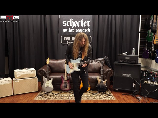 Nick Johnston Guitar Clinic (Schecter & Mesa/Boogie)