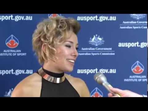 Caroline Buchanan - AIS Athlete of the Year