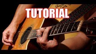 Cómo Tocar Loco - Andrés Calamaro - Tutorial Guitarra HD