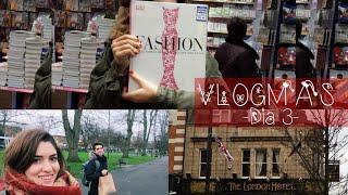 Rincones de Southampton y mucho amor | Vlogmas 3 Thumbnail
