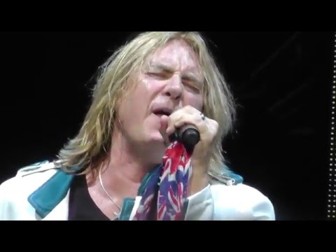 Def Leppard - Full Complete Show - Aug 5, 2014 - Saratoga Springs, NY HD
