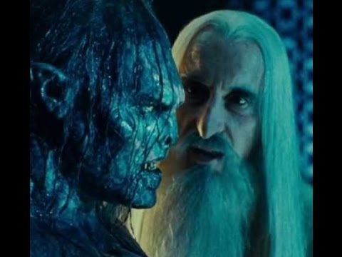 Saruman's RISE w/ Fighting Uruk-Hai army to Battle of Helm's Deep- LOTR