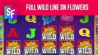 Flowers Slot Big Win - 930X On A Single Hit!!!