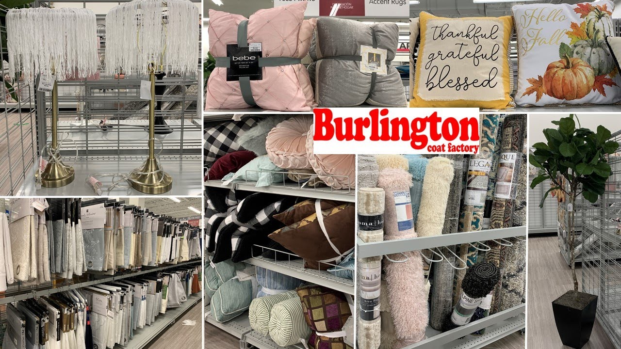 Burlington Home Decor | Shop With Me 2020