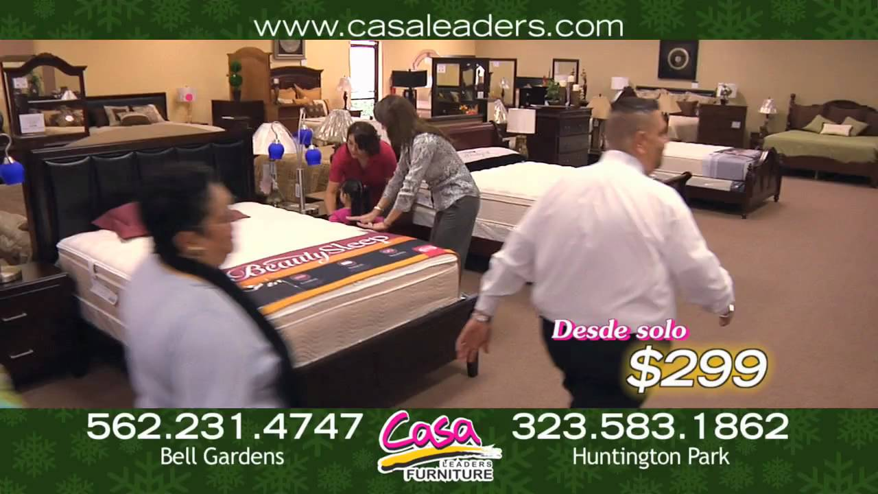 Casa Leaders Furniture Casa Leaders Holiday Commercial - YouTube