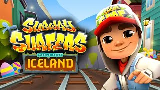 Subway Surfers World Tour 2018 - Iceland Gameplay