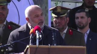 مصر العربية | وزارة الداخلية في غزة تخرج