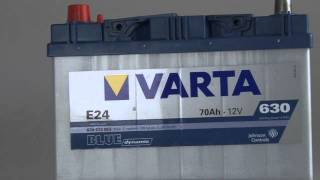 Аккумулятор varta blue dynamic 70Ah(, 2012-01-27T18:46:07.000Z)