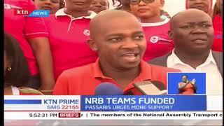 FKF President Nick Mwendwa says federation to focus on grassroots football development