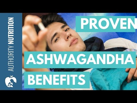 5 Brilliant Benefits of Ashwagandha