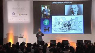 DEVCON1: History of the Blockchain - Nick Szabo