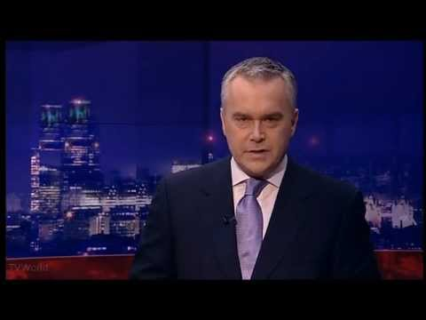 BBC News at Ten - Opening titles 2006 - 2007