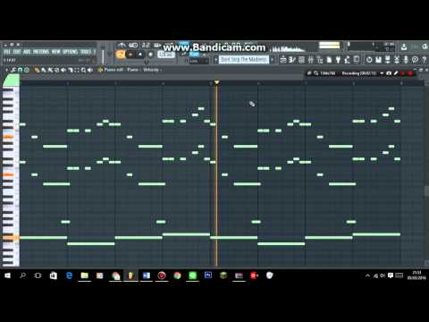 BEST OF W&W Melody In FL Studio (FREE FLP)
