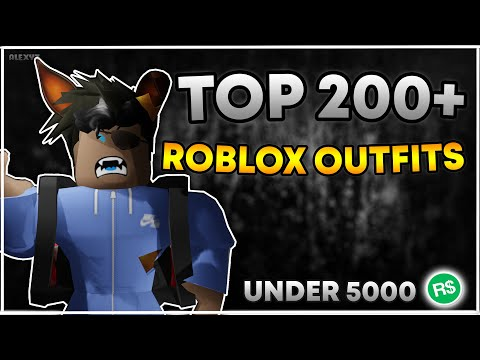 Roblox Clothes Creator Romes Danapardaz Co Top 200 Cool Roblox Boys Girls Outfits Under 5000 Robux 2020 Oder Edition Youtube