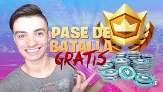 COMMENT GET THE FORTNITE BATTLE PASS COMPLETELY GRATUIT!!!