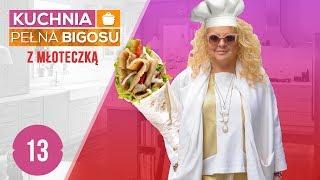 HALYNA RÓB GRYLA - Kuchnia Pełna Bigosu #13 z MŁOTECZKĄ