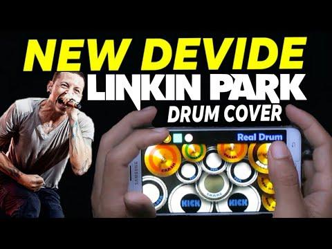 LINKIN PARK - NEW DEVIDE DRUM COVER (REAL DRUM APP)