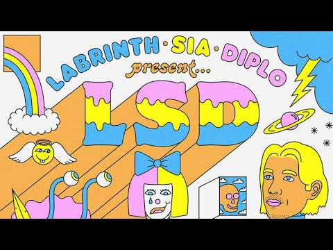 Free Download Lsd - Angel In Your Eyes (official Audio) Ft. Labrinth, Sia, Diplo Mp3 dan Mp4