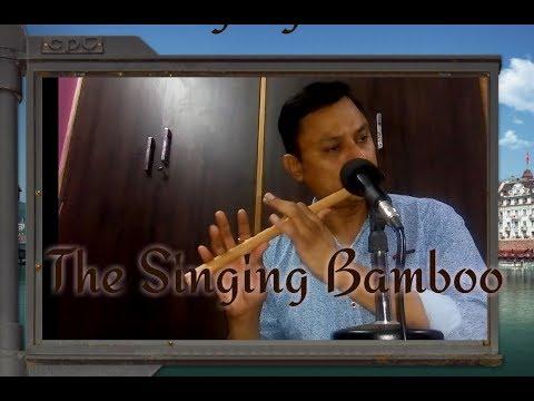 Jiya Bekarar hai Chayi Bahar Hai Karaoke Flute Instrumental by ALOK KULSHRESHTHA