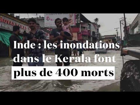 Inde : les inondations dans le Kerala font plus de 400 morts thumbnail