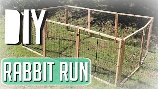 How I Made My Rabbit Run