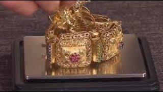 Extrem Hochwertigen Goldschmuck 750er Gold Bares für Rares