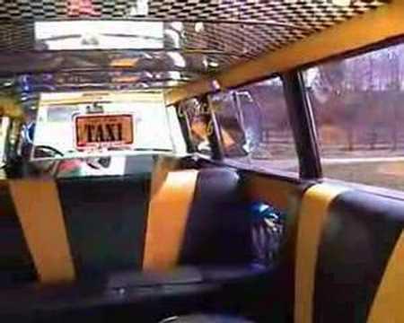 New York Checker Cab Limousine American Dream Cars