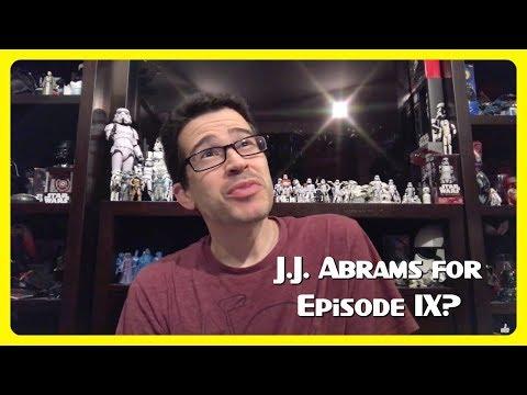 🔴 LIVE: Reaction to J.J. Abrams #EpisodeIX News! (@StarWarsRadar)