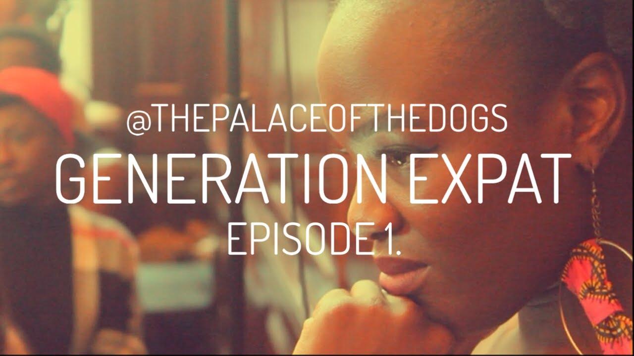 EP.1: GENERATION EXPAT – (Black Theatre Talks)