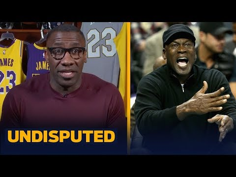 Skip & Shannon react to Michael Jordan's fears concerning his documentary | NBA | UNDISPUTED