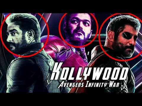 Ithu Yenga Ooru Infinity War Part-1 | Kollywood Avengers!!!