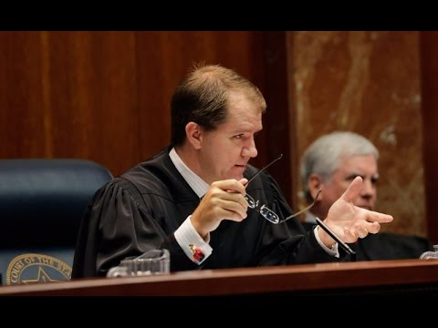 LIVE from the Reagan Ranch Center: JUSTICE DON WILLETT