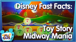 8 Fast Facts About Disney World's Toy Story Midway Mania!