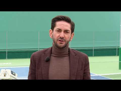 Mapei Partner Tecnico del Piatti Tennis Center