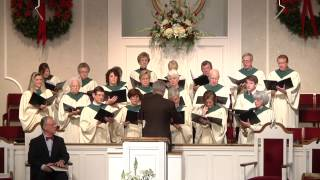 FBC Senior Choir Sings Fullness of Grace