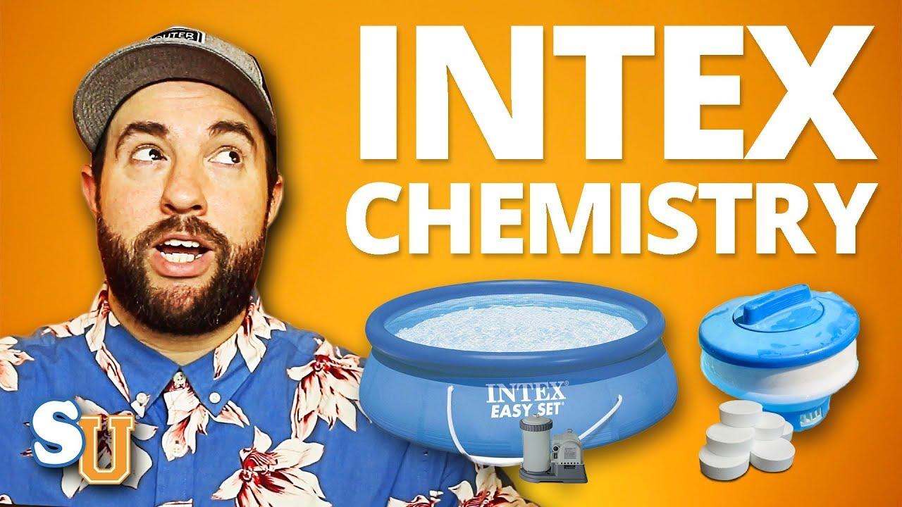 INTEX POOL Chemistry 101 | Swim University