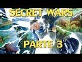 MARVEL SECRET WARS - la guerra secreta PARTE 3