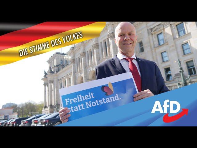 FREIHEIT statt NOTSTAND - Demo in Berlin gegen das 4. Infektionsschutzgesetz