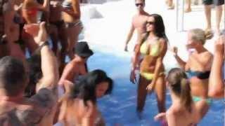 Aquarius @Zrce Beach 19.07.2012. After Beach Party (HD)