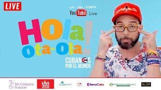 Hola! Ota-Ola con Alex Otaola (miércoles 21 de marzo 2018)
