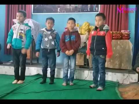 Elshaddai Hindi sunday School Action Song  Haleluyaah   Haleluyaah