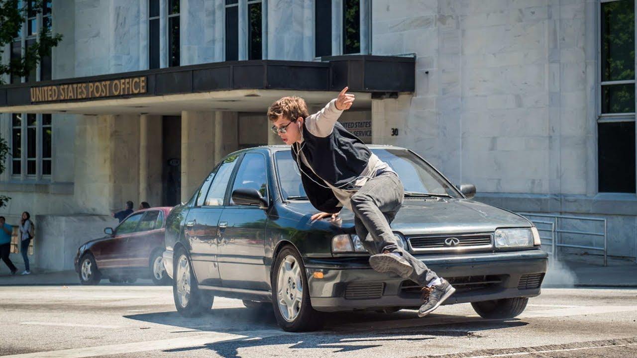"Download Baby Driver ""Running Scene"" (1080p)"