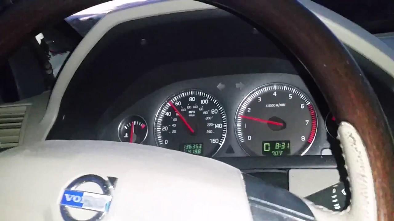 2004 Volvo Xc90 2 5t 0 60 Mph Test Drive