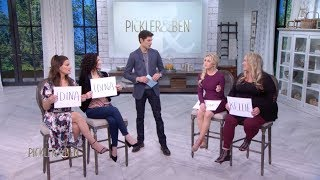 Sister Knows Best with Idina Menzel, Cara Mentzel and Courtney Pickler Howard - Pickler & Ben