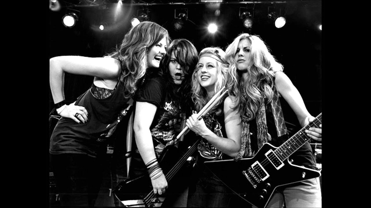 The Donnas Good For A Girl Girl Bands